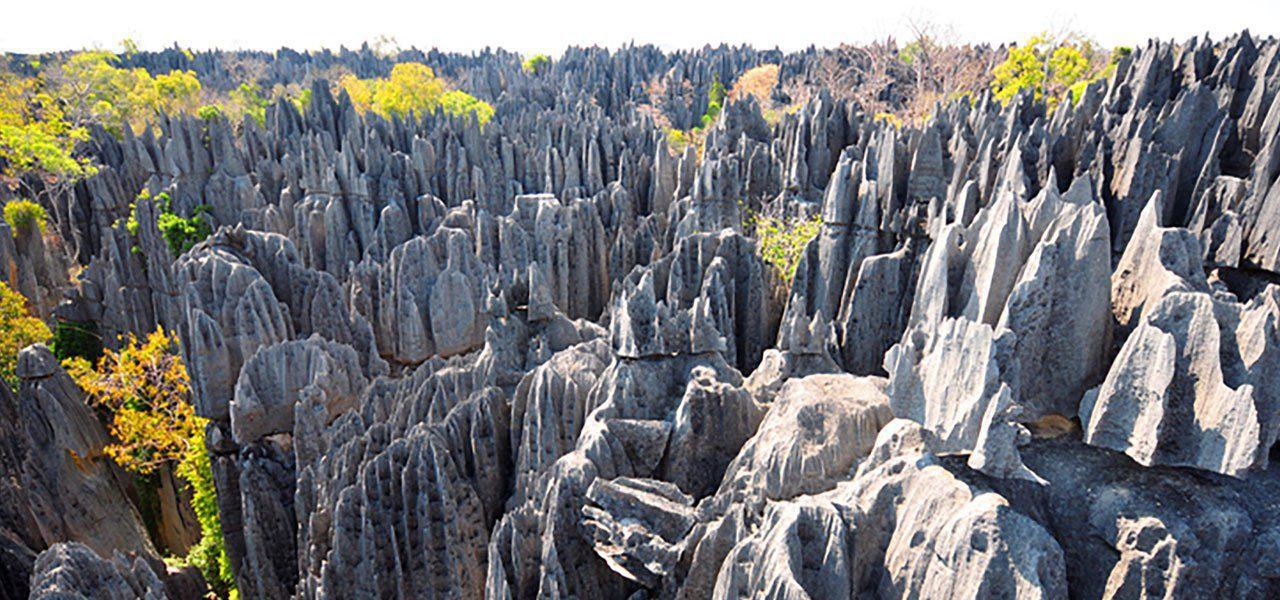 Bekopaka et ses Tsingy de Bemaraha