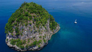 Croisière en catamaran et découverte de l'île aux parfums
